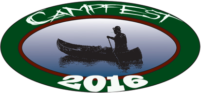 Campfest Logo 2016 Branch Brook Campground NH