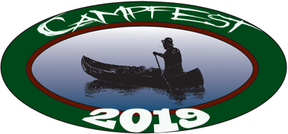 Campfest Logo 2019 Branch Brook Campground NH